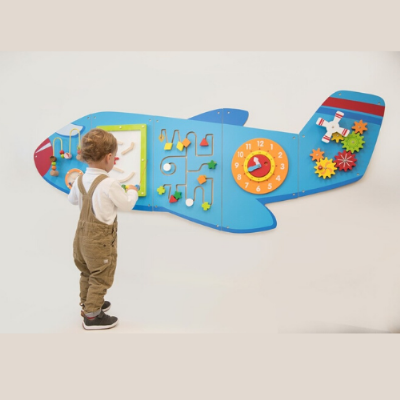 Aeroplane Activity Wall Panel,viga aeroplane wall panel,special needs wall panel,Special needs wall toys,sensory room wall toys,wall games for special needs